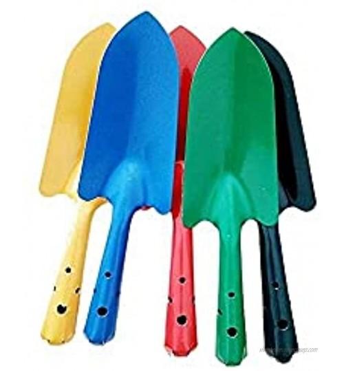 Gmasuber Lot de 5 outils de jardinage pour plantes Petite pelle à fleurs