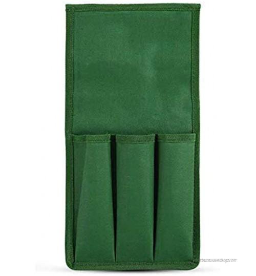 Ruspela Sac à outils pliable et portable en tissu Oxford avec poignées et poches étanches
