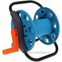 BJH Tuyaux d'arrosage Enrouleur de tuyaux de Jardin Chariot de Rangement pour Tuyau Exclure Le Support d'outils d'enroulement Rangement Portable pour tuyaux d'arrosage